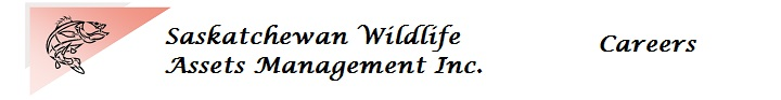 Saskatchewan Wildlife Asset Management